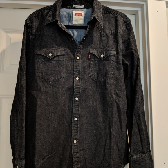 f41895b279 Levi s Other - Levis slim fit denim shirt
